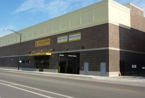Climate Controlled Self Storage Units at 2757 N Clybourn Ave, Chicago, IL 60614