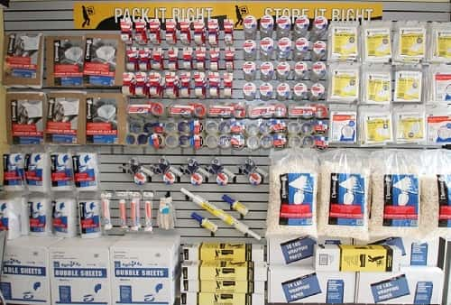 Self Storage Moving & Packing Supplies For Sale on Route 35 in Holmdel, New Jersey 07733