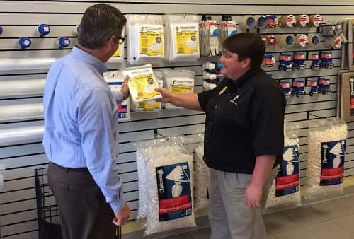 Excellent Customer Service at Safeguard Self Storage in Holmdel, NJ 07733 on Rt 35